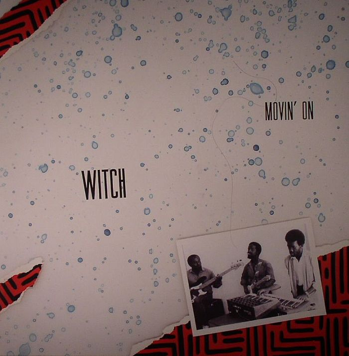 Witch - Movin' On (Repress!)