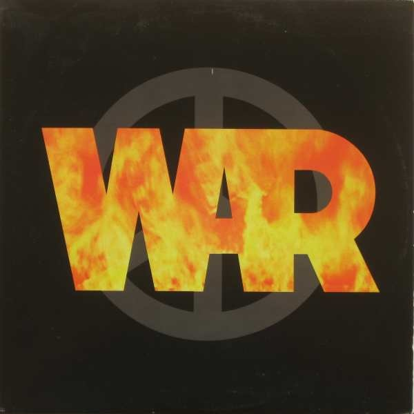 War - Peace Sighn