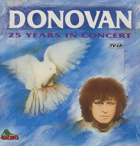 Donovan - 25 Years In Concert