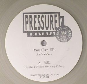 Andy Kolwes - You Can EP