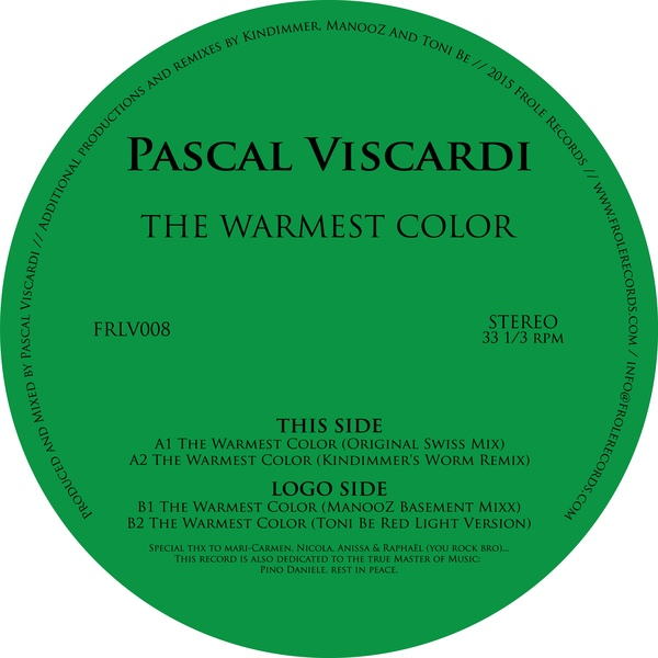 Pascal Viscardi - The Warmest Color