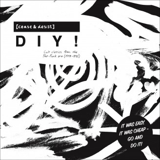 Various Artists - [Cease & Desist] Diy (Cult Classics From The Post-Punk Era 1978-82)