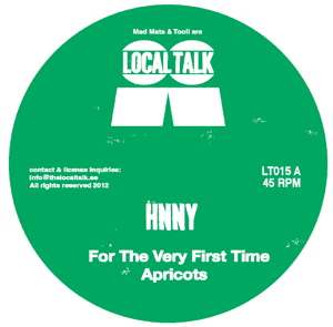 HNNY - FOR THE VERY FIRST TIME