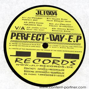 jli project & chris chaoss & orman bitch - perfect day