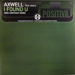 axwell - i found u (high contrast rmx)