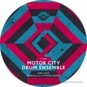 Motor City Drum Ensemble - Raw Cuts Remixes