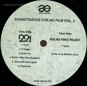 V.A. - Soundtrack For No Film Vol. 2
