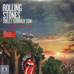 rolling stones,the (3LP+DVD) - sweet summer sun-hyde park live