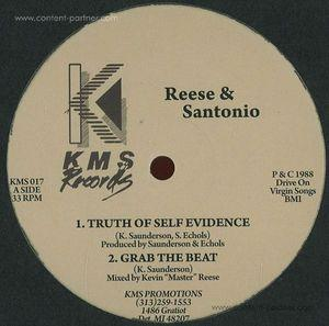 reese & santonio - truth of self evidence