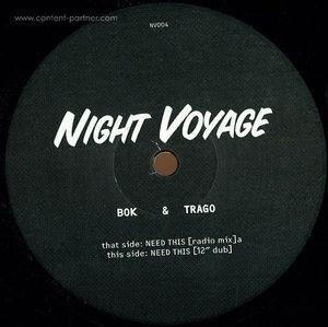 Bok Bok & Tom Trago - Need This