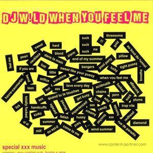 DJ W!ild - When You Feel Me Ep