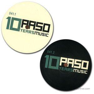 various - 10 years paso music