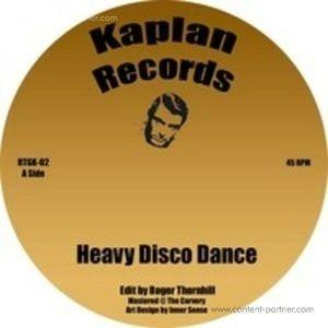Roger Thornhill / Waxist - Heavy Disco Dance / Rumours