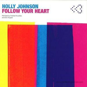 Holly Johnson - Follow Your Heart