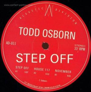 Todd Osborn - Step Off