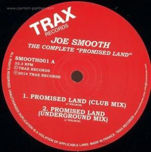 Joe Smooth - The Complete Promised Land