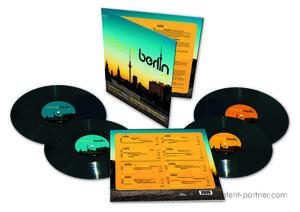 About Berlin - Volume 8 (4LP)