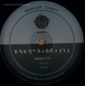 Hauntologists - Hannett Ep (back)