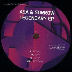 Asa & Sorrow - Legendary Ep'