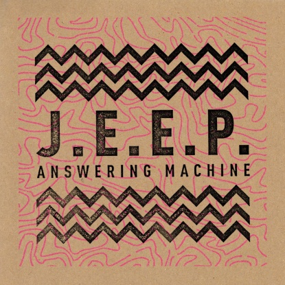 J.e.e.p. - Answering Machine, Quarion, Iron Curtis