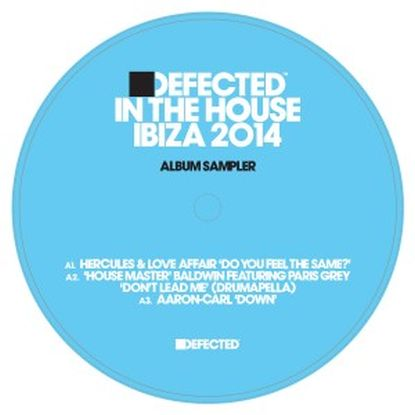 V.a. - Defected In The House Ibiza 2014