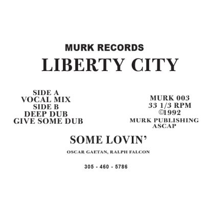 Liberty City - Some Lovin