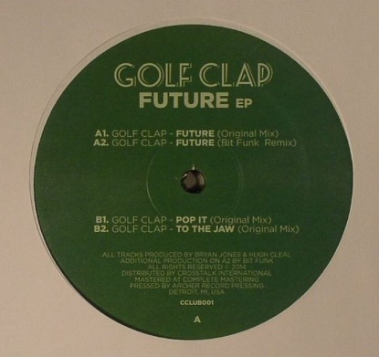 Golf Clap - Future Ep