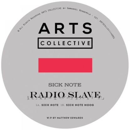 Radio Slave - Sick Note