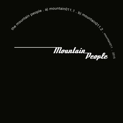 Mountain People - Mountain 011.1 / Mountain 011.2