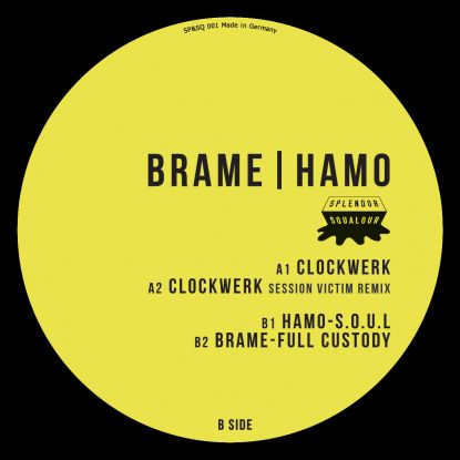 Brame & Hamo - Clockwerk Ep (remastered 2015)
