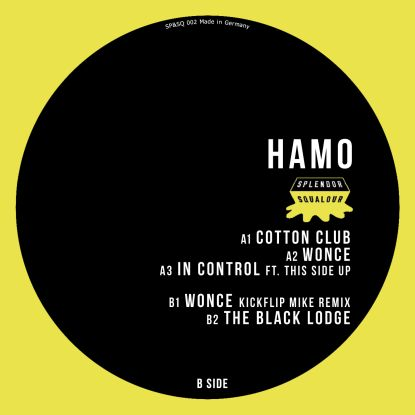 Hamo - The Cotton Club Ep
