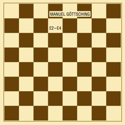 Manuel G - E2-e4 - 2016 - 35th Anniversary Edition | ( Lp,180g, Hq Embossed Chessboard Sleeve