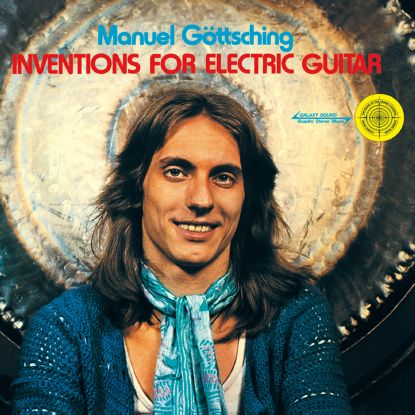 Manuel G - Inventions For Electric Guitar  (cd Edit