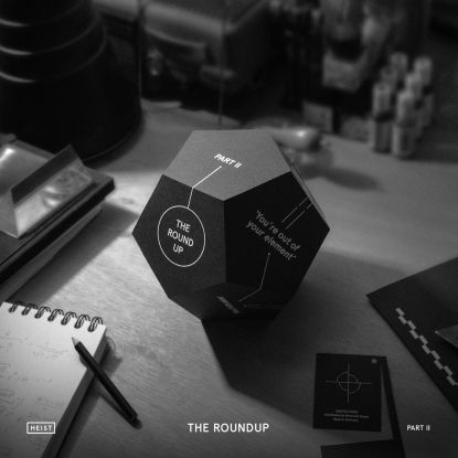 "V.a. - The Roundup Part 2 (180g 12"" + 10"" Pack-"