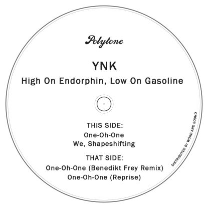 Ynk - High On Endorphin, Low On Gasoline | Benedikt Frey Remix