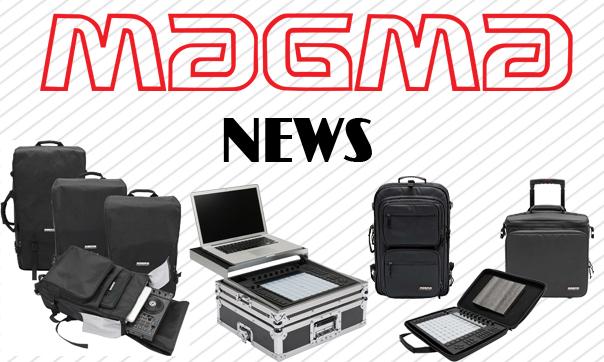 Обзор новинок MAGMA сентябрь 2013